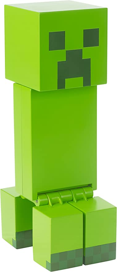 Amazon.com: Mattel (mcjg9) Minecraft Creeper grande – cifras ...