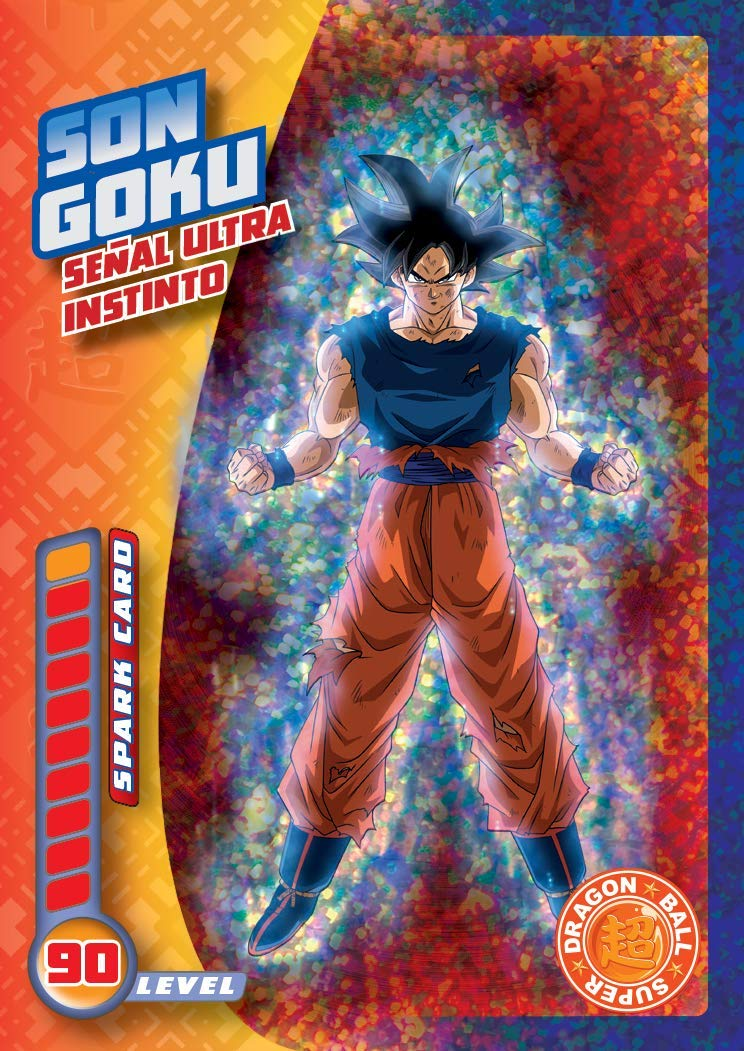 Dragon Ball Super Trading Cards (120 Cards) Panini Mexico ...