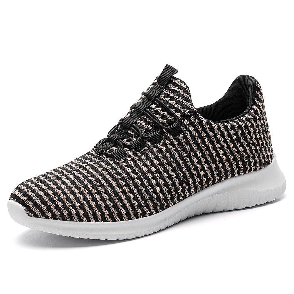 TIOSEBON HK2106 - Zapatillas para Mujer M 40 EU 2106 Black/Pink