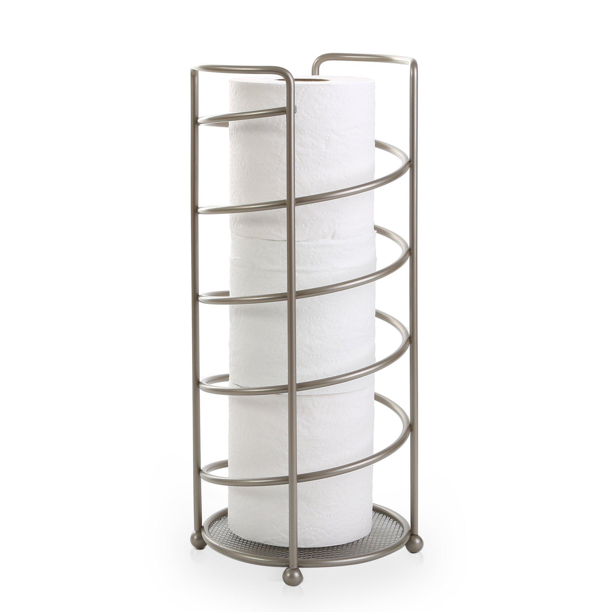 BINO Spiral' Toilet Paper Holder