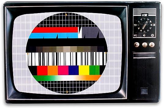 Set de 4 manteles individuales de plástico con diseño retro de los 80s, cassette, disco, equipo de música: Amazon.es: Juguetes y juegos