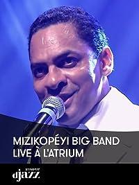 Mizikopéyi Big Band Live à L'Atrium