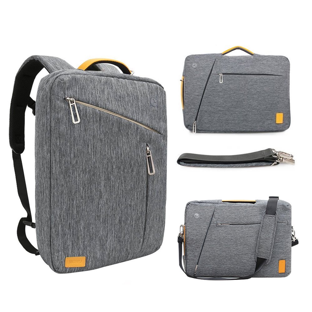 "Convertible 17.3"" Laptop Backpack"