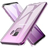 REALIKE Samsung S9 Case, Ultimate Protection from Drops, Transparent Flexible Cover for Samsung Galaxy S9 (Clear)