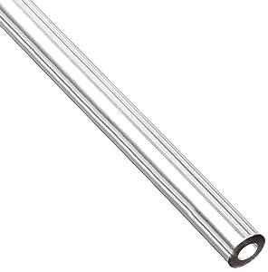 "ATP - Vinyl-Flex PVC Food Grade Plastic Tubing, 5/16"" ID x 7/16"" OD, 10' Length, Clear"