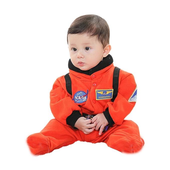 BabyPreg niños neutrales NASA Espacio Astronauta Traje de ...