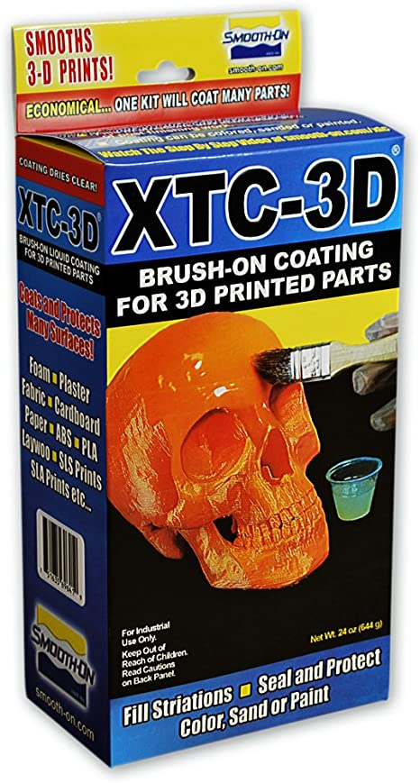 XTC-3D® Smooth-On Coating 644g: Amazon.es: Electrónica