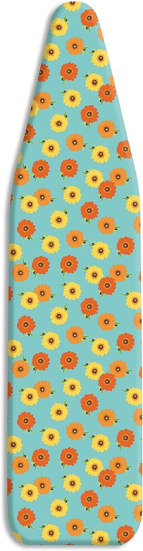 Whitmor Ironing Board Cover and Pad-Kathy Davis Zinnia