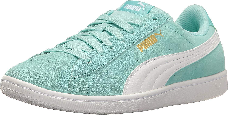 Amazon.com   PUMA Women's Vikky Sneaker