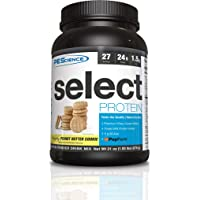 Pescience Select Protein, Peanut Butter Cookie, 27 Serve, 1.85 Lb