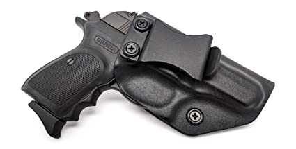 Concealment Express IWB KYDEX Holster: fits Bersa Thunder 380/22 LR (CF  BLK, RH) - Inside Waistband Concealed Carry - Adj  Cant/Retention - US Made