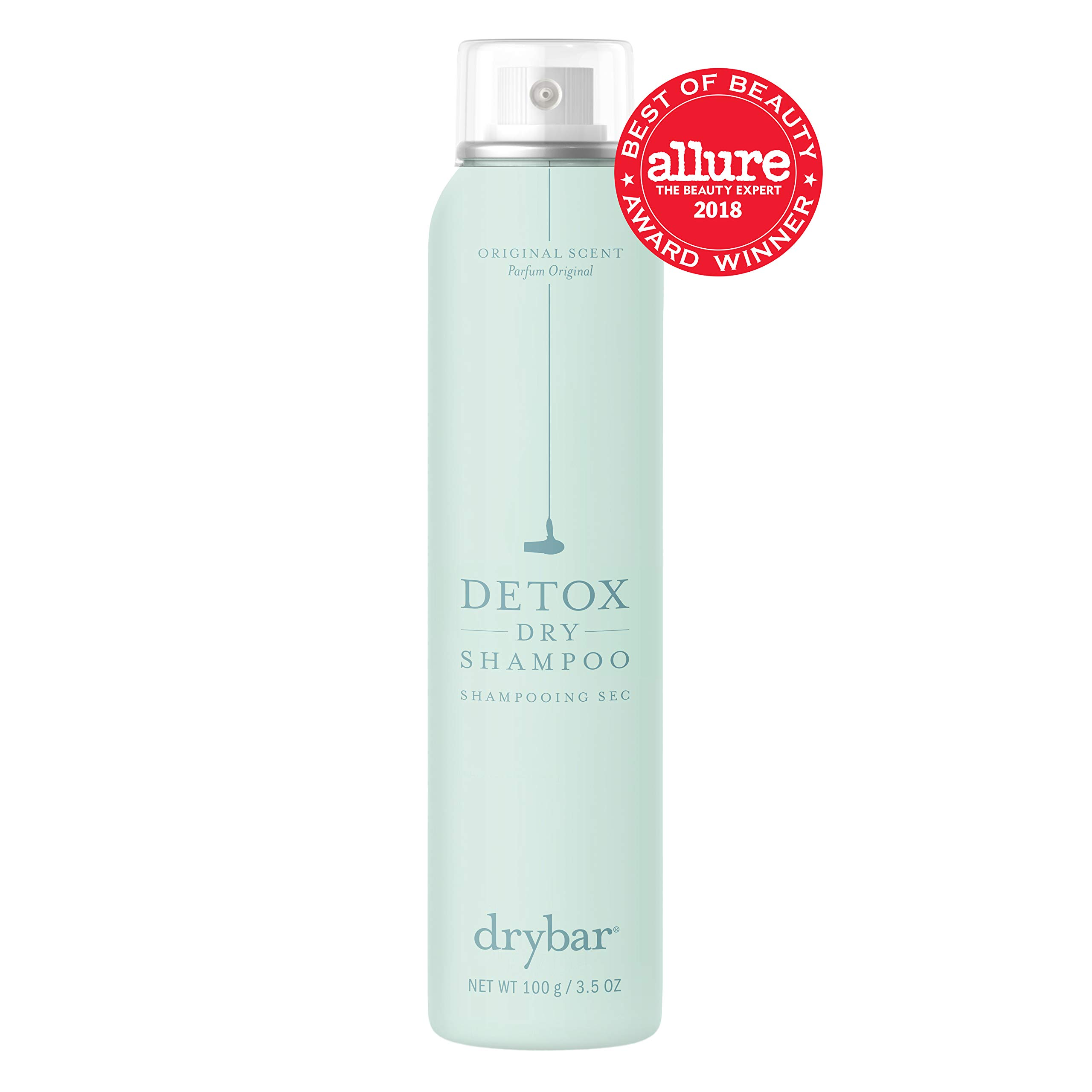 Drybar Detox Dry Shampoo (Original Scent) 3.5 Ounces by Drybar