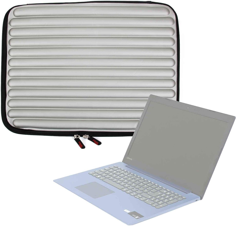 DURAGADGET Funda Gris con Espuma de Memoria Memory Foam para Portátil Lenovo Ideapad 330-15ICH, Medion Erazer P6705: Amazon.es: Electrónica