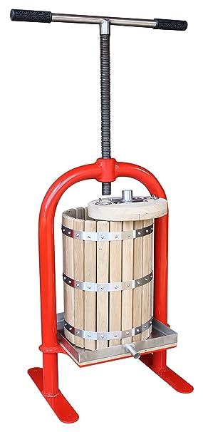 De Botón tornillos de apriete VP-20 - exprimidor para diseño de manzanas, uvas, de bayas, de primer plano, de vino, sidra: Amazon.es: Hogar