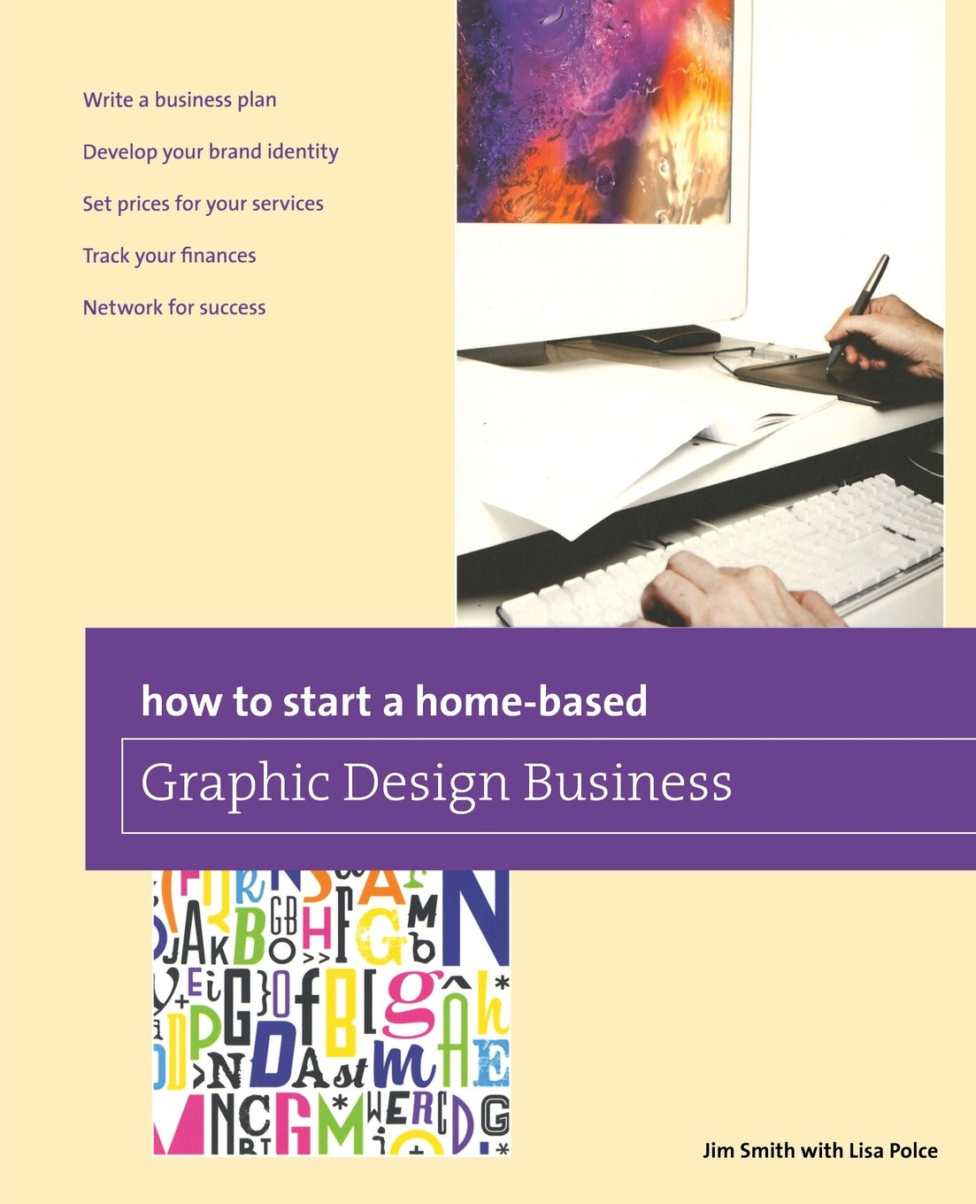 How to Start a Home-based Graphic Design Business (Home-Based ...