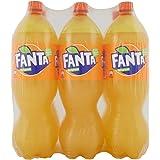 Fanta - Bevanda Analcolica, Arancia Classica 1.5L (Confezione da 6)