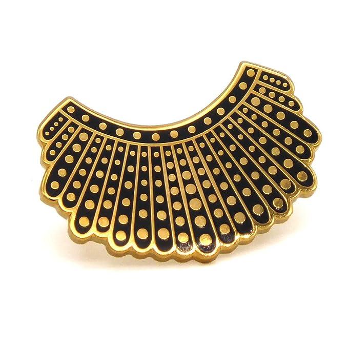 3dfa23b47 Amazon.com: Dissent Collar Pin - 24k Gold Plated: Clothing