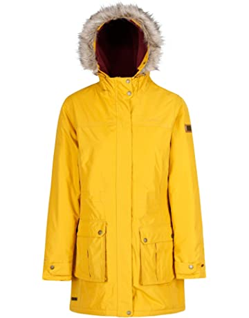 083ec22eb44e6 Regatta Women's Sherlyn Waterproof and Thermoguard Insulated Faux Fur Hooded  Jacket