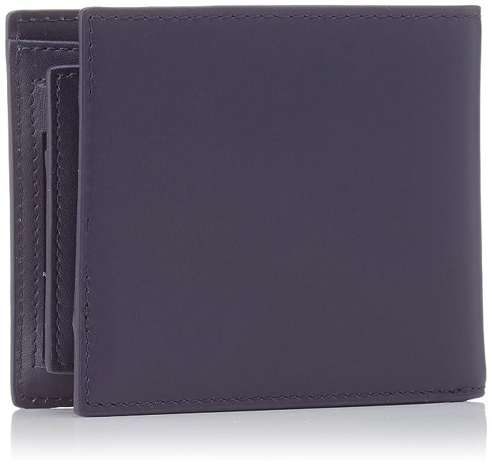 Lacoste NH2304FG Fg Cartera para Hombre, Color Azul (Peacoat): Amazon.es: Zapatos y complementos