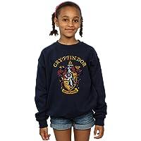 Harry Potter Niñas Gryffindor Crest Camisa De Entrenamiento