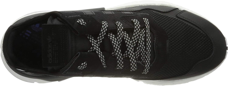 Adidas Herren Nite Jogger Laufschuh, Schwarz Core Black Core Black Carbon