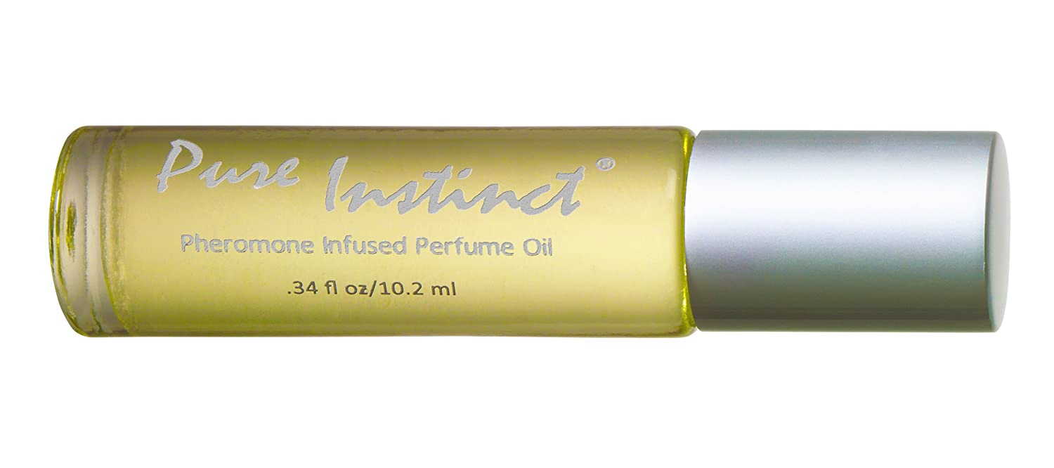 Pure Instinct Roll on 3 Pack - Pheromone Infused Perfume/cologne Jelique Products