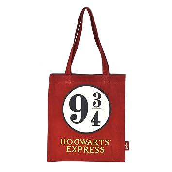 Half Moon Bay z884355 Harry Potter Yute Bolsa 9 3/4 Hogwarts ...