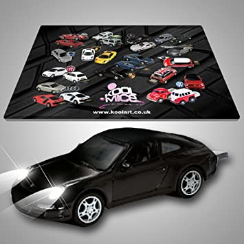 Porsche 911 Official Flash Drive USB 4GB with workstation