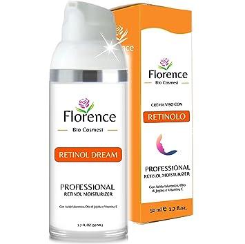 Crema Hidratante Facial Mujer Antiarrugas y Antimanchas para Día y Noche ○ 50ml ○ Crema Facial ...
