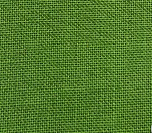 "Burlap Fabric Jute Apple Green / 58"" Wide/Sold by The Yard"