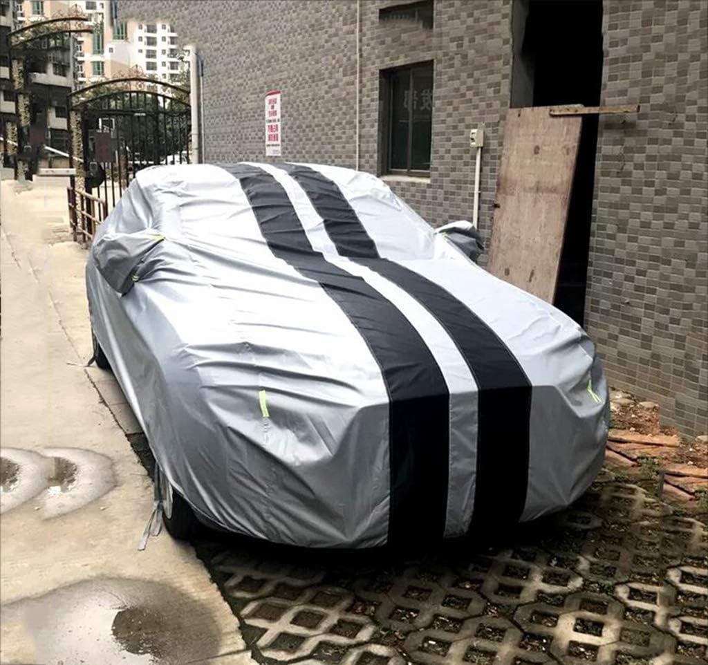 XE F Pace Coupe-Vent et Anti-Rayures XK I Pace HRF0HLHY Housse de Voiture dext/érieur Toutes Saisons Compatible avec Les s/éries Jaguar: XF Type F XJ Type X,Rouge,FPACE Type S