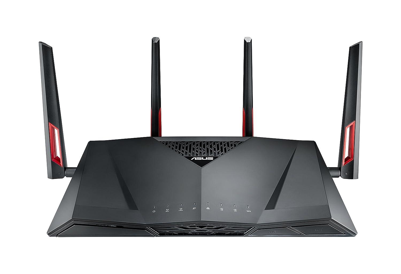 Asus RT-AC88U AC3100 Gaming DualBand WLAN Router: Amazon.de ...