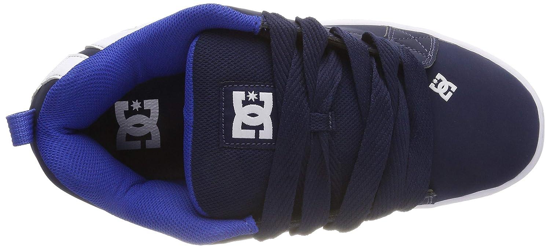 DC Shoes Menss Court Graffik Skateboarding Shoes