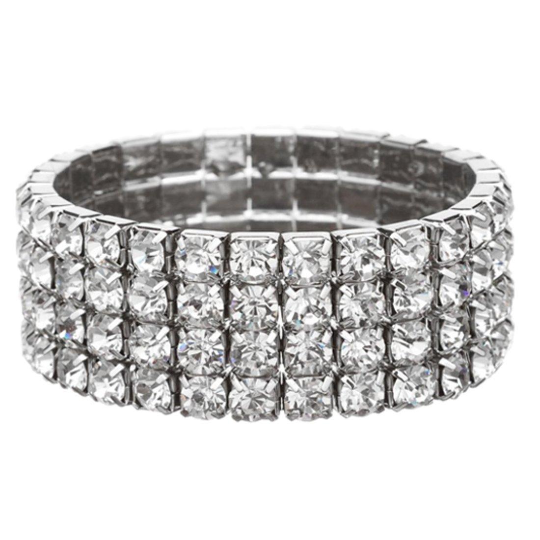 Four Row Bracelet