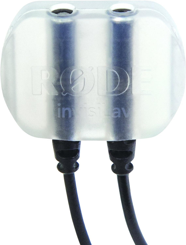 Rode invisiLav Discreet Skinsafe Mounting System for Lavalier Microphones, 3 Pack 61klgEU1V3L