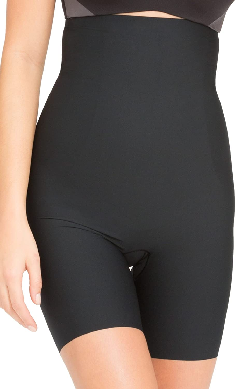 387d1d33d3b26 Spanx Deluxe Slimming Shapewear Thinstincts High-Waisted Mid-Thigh Shorts