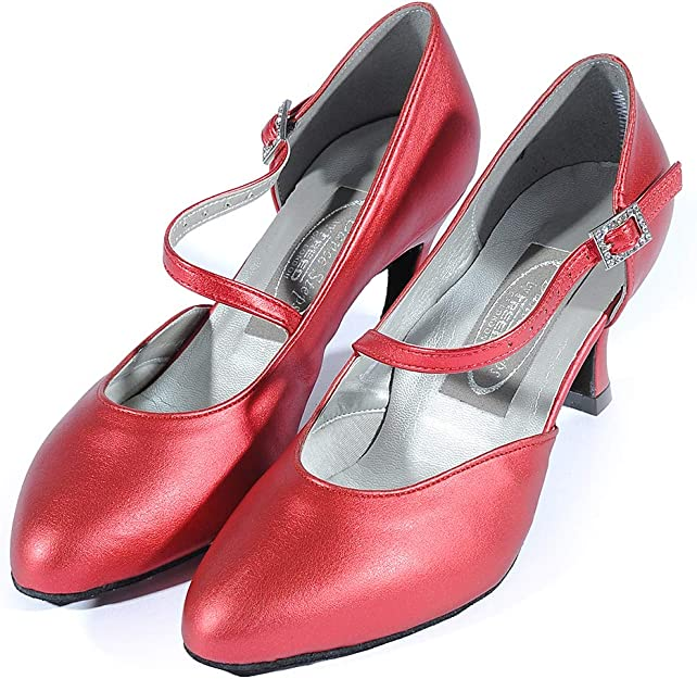 Side Wide Fit Court Shoe