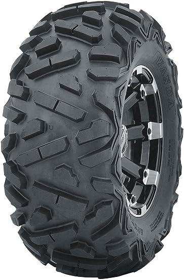 One New WANDA ATV UTV Tire AT 26x10-12  26x10x12 DURABLE 6PR 10167 DEEP TREAD