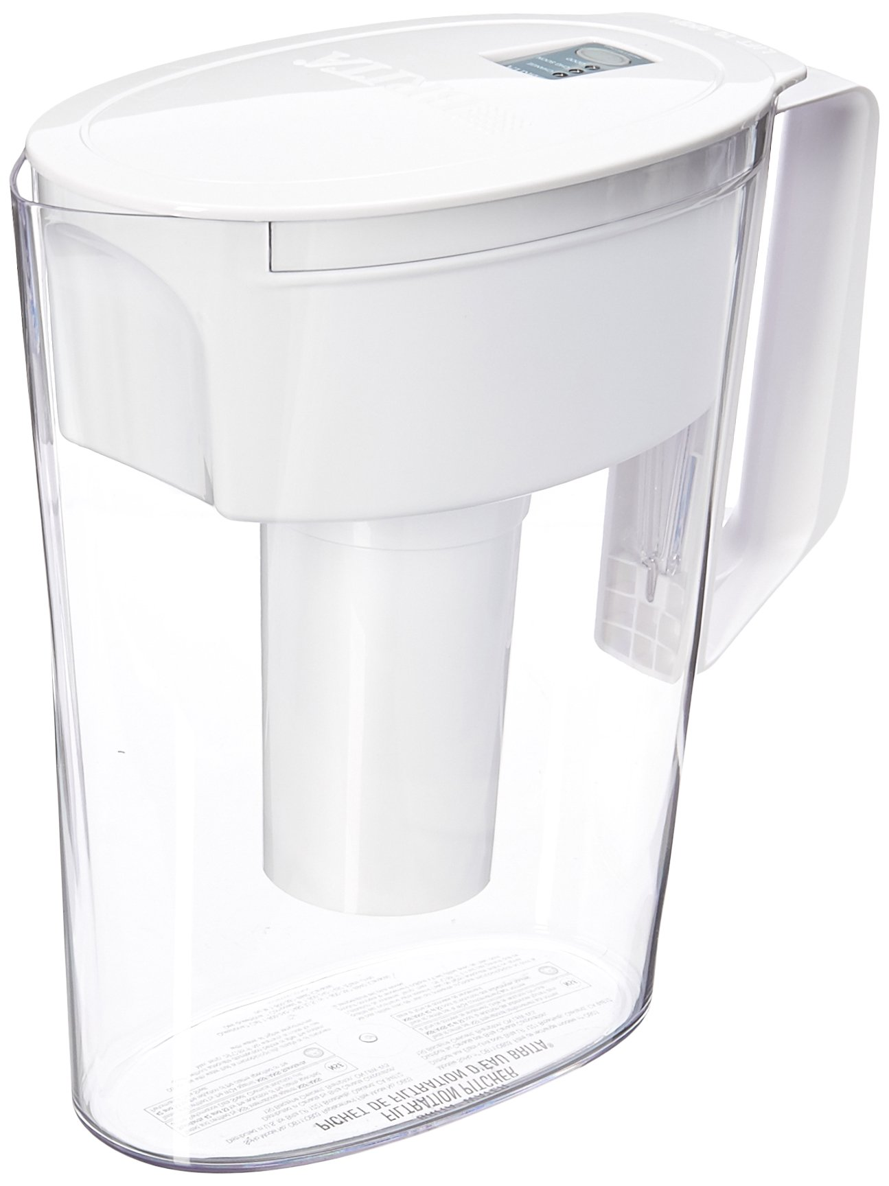 Brita SOHO White 5 Cup Water Pitcher