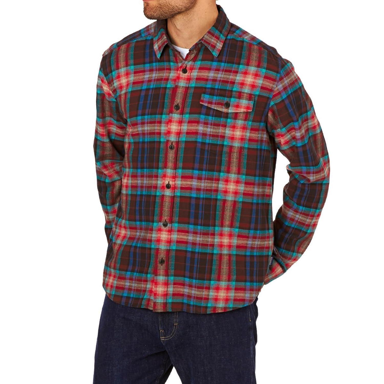 Herren Hemd lang Patagonia Lw Fjord Flannel Shirt LS