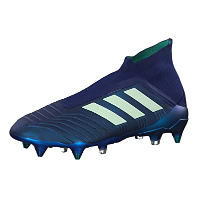 low priced 473f9 9ffdd adidas Predator 18+ SG, Chaussures de Football Homme, Bleu UniinkAergrn
