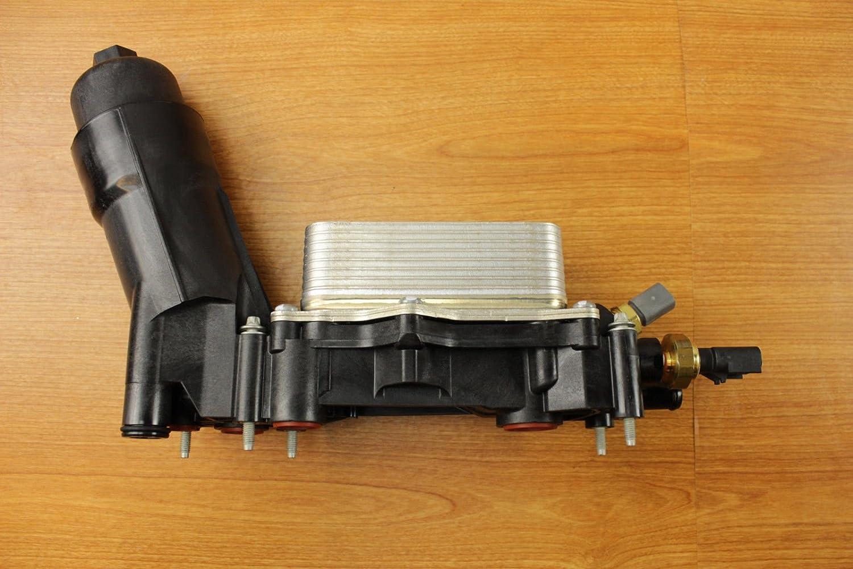 Chrysler Dodge Jeep Wrangler Oil Filter Housing Adapter Fuel Replacement Mopar Oem Automotive