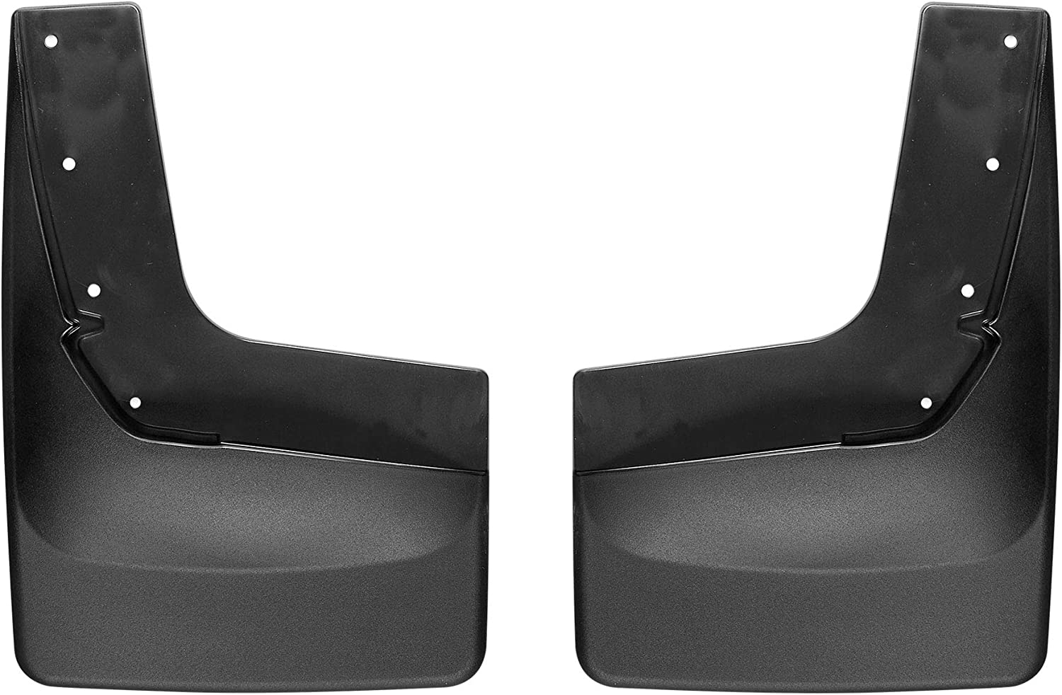 Husky Liners 56761 Rear Mud Guards Fits 07-13 Avalanche//Escalade EXT w//o Dual Exhaust