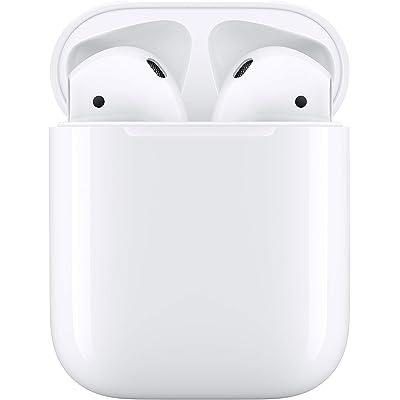 Apple AirPods con estuche de carga con cable (2ª generación)