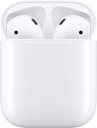 Apple AirPods met bedrade oplaadcase (2e generatie)