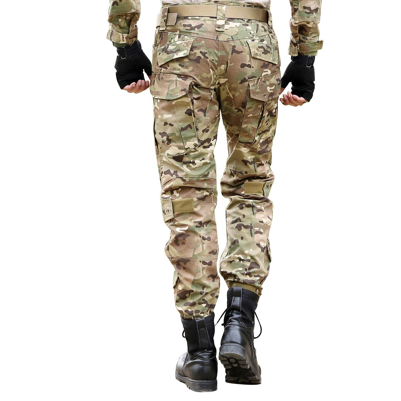 Alle Größen Multitarn COMBAT CARGO BDU HOSEN Tarnfarbe Armee Hose Military