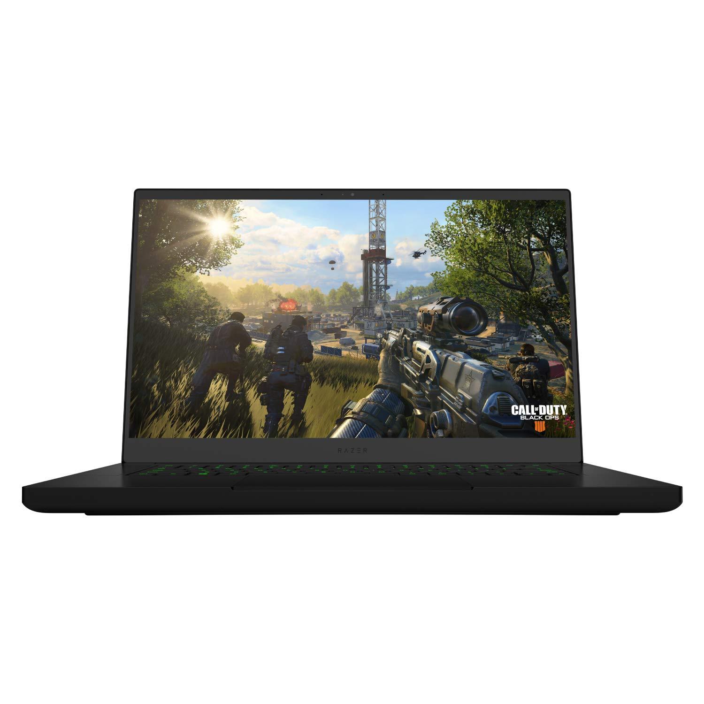 Razer Blade 15 - (15.6 Inch Full HD) - Gaming Laptop with Dual Storage (i7-8750H, 16 GB DDR4-2666 MHz, GeForce GTX 1060, Razer Chroma RGB, 256 GB SSD + 2 TB HDD, UK-Layout)