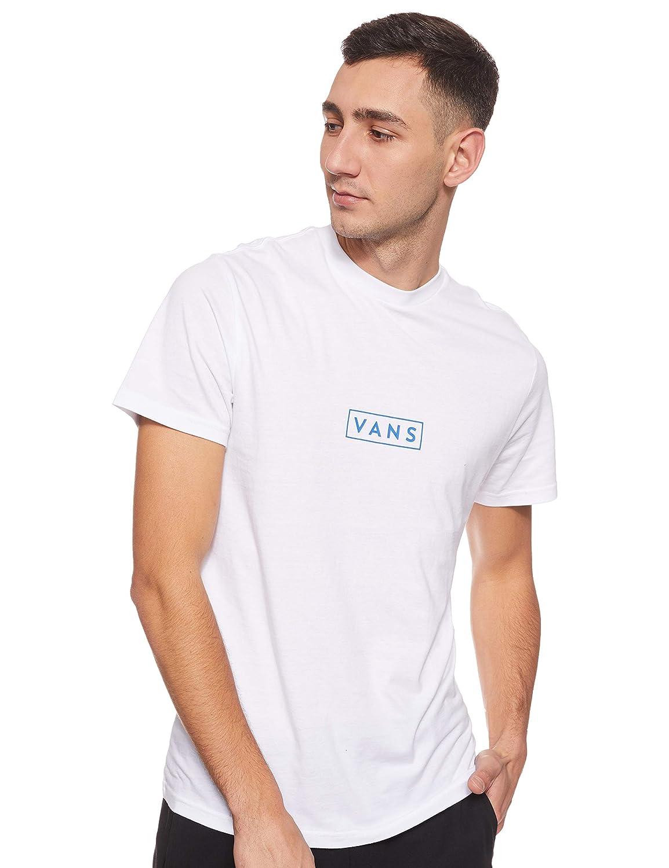 Vans Easy Box SS T Shirt Uomo: Amazon.it: Abbigliamento