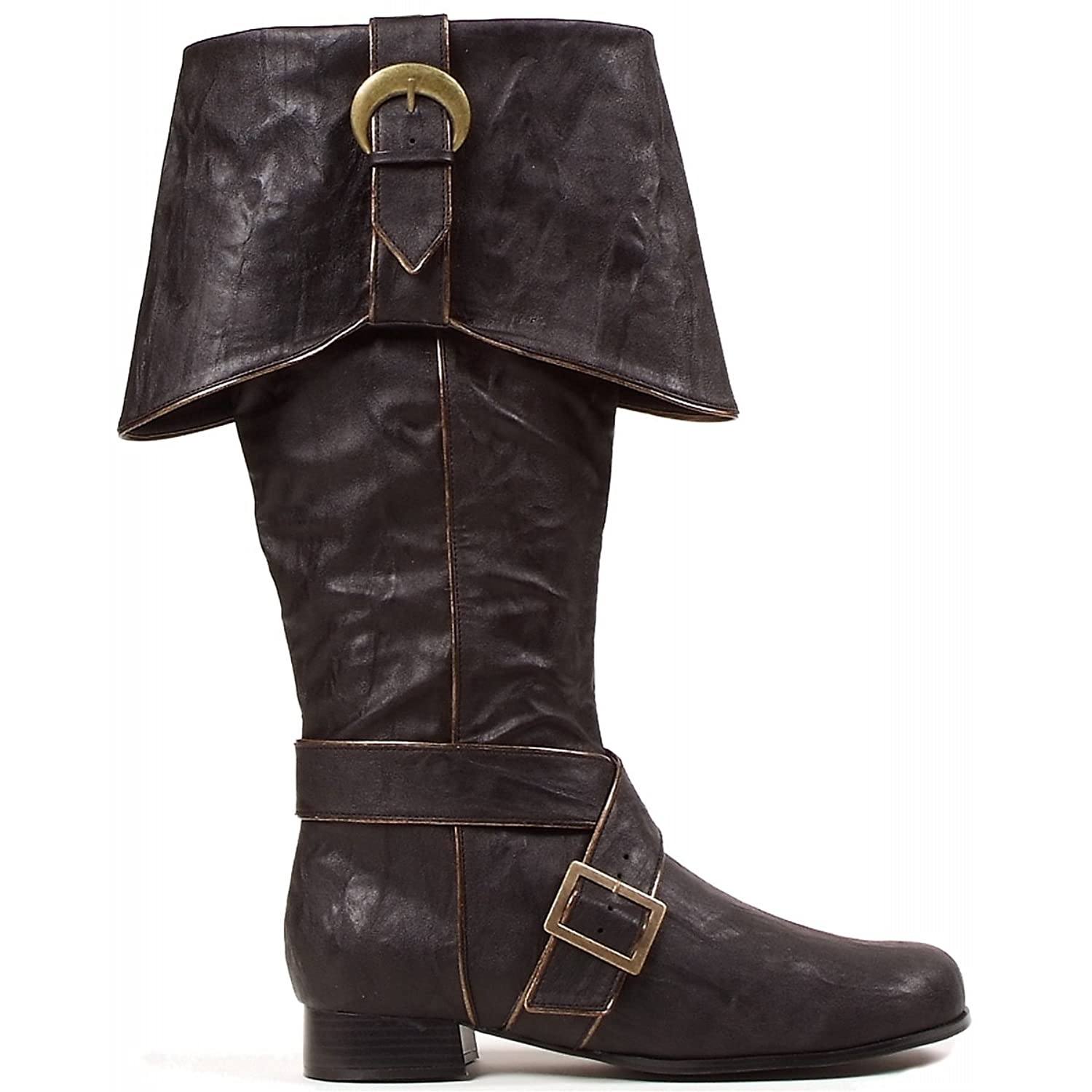121-Jack Knee High Boots Costume Shoes - Medium