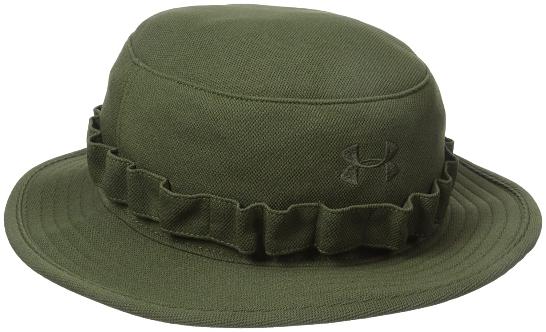 Under Armour Men's Tactical Bucket Hat, Black (001)/Black, One Size Under Armour Accessories 1219730